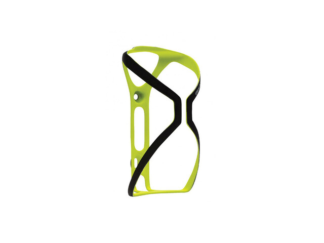 Blackburn Cinch Carbon - Porte-bidon - jaune/noir